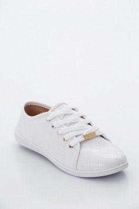 Fehér Moleca Conforto Női Utcai cipő