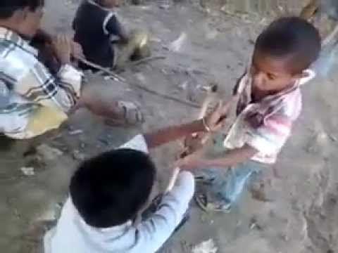 Funny Gujarati Kids Fight comedy video