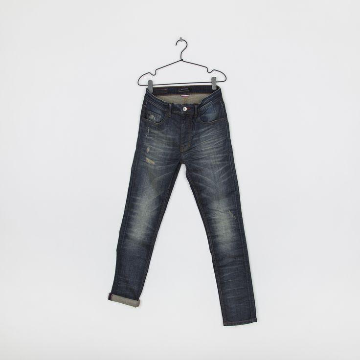 RVLT - men's fashion. Skinny denim jeans.