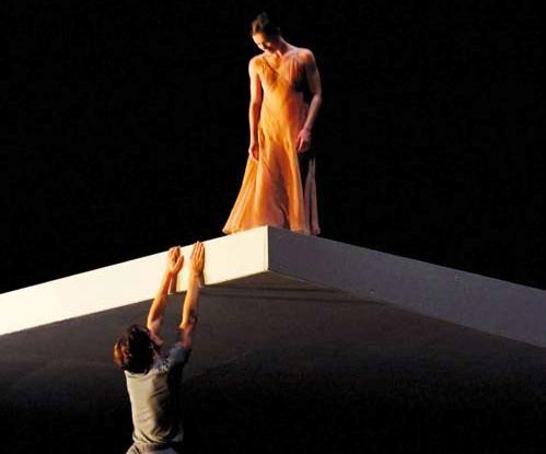 Romeo and Juliet, choreography by Sasha Waltz, 2007 - Ballet
