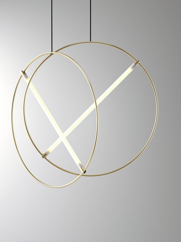 Design Ed046Suspension Géométrique Par Minimaliste Edizioni Et 2IWDHE9