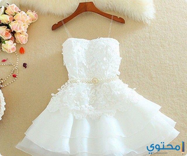 تفسير رؤية حلم الثوب الابيض في المنام In 2020 Flower Girl Dresses Strapless Wedding Dress Girls Dresses