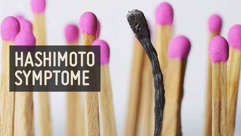 Die häufigsten Hashimoto Symptome: Darunter leiden Betroffene. Mach den Selbsttest: Erkennst du bei dir Hashimoto Symptome?