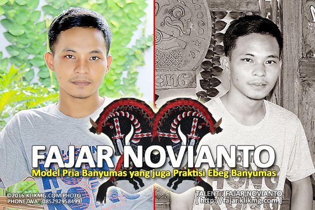 klikmg indonesia: FAJAR NOVIANTO - Model Pria Banyumas yang juga Pra...