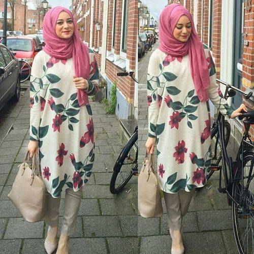 Image by Zozaya - - Hijab Fashion                                                                                                                                                      More