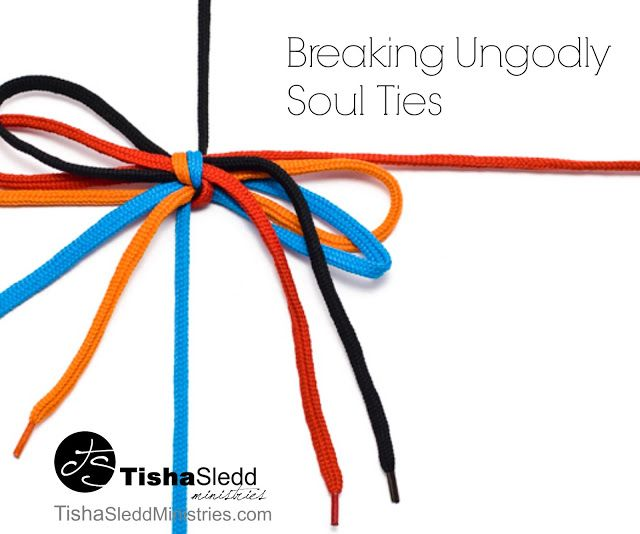 renouncing ungodly soul ties relationship