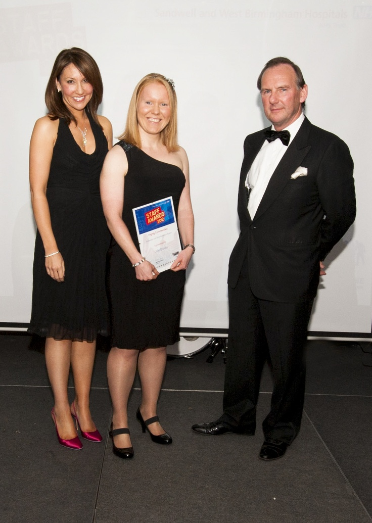#SWBHawards Julie Brooks highly commended for the Innovation and Transformation Award sponsored by KM
