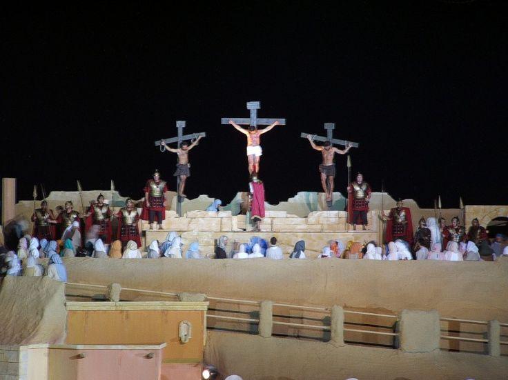 #Passione di #Cristo #Sordevolo #Oropa #Teatro popolare