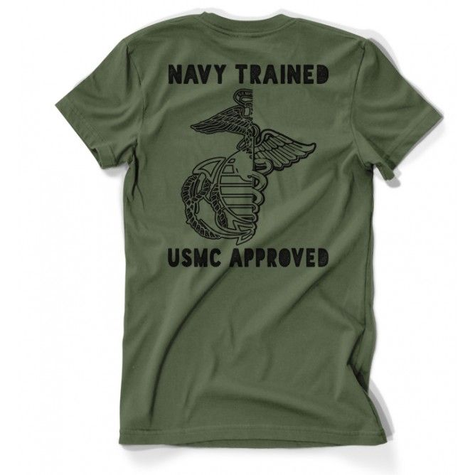 Navy Trained USMC Approved