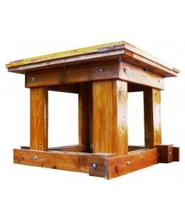 Tavolino Girandolona #legno   Ric-iclò   FGHI-craftideas