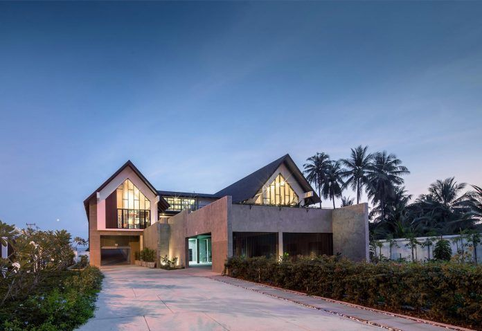 A rural home designed for a retired doctor and his family in the west of Thailand - CAANdesign | Architecture and home design blog