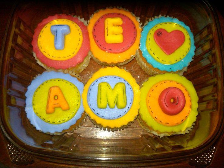 cupcake te amo