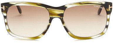 Tom Ford Women's Barbara Wayfarer Sunglasses - $199.00