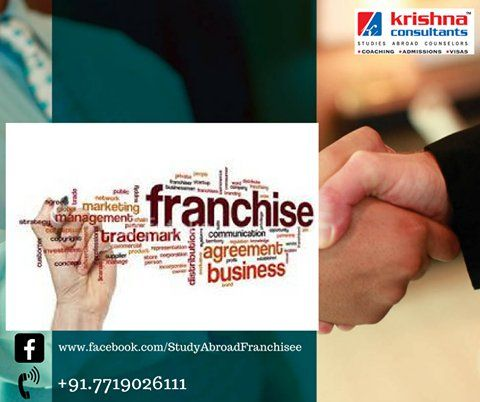 Proposal for Franchise and Association: Services offered to Associate Partners!! - Multiple Country Options - University Selection Assistance Looking to Know More? Visit us at http://ow.ly/8WTc303z3Bo Contact us on krishnabd@studies-overseas.com