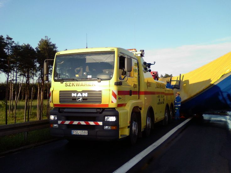 Pomoc Drogowa - Holowanie - Obsługa wypadku - Szkwarek Świecko / Słubice  Niemcy - www.szkwarek.com