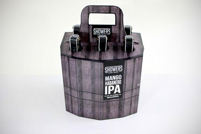 Showers' Craft Beers Concept