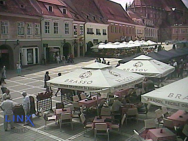 Brasov - Romania Live webcams City View Weather - Euro City Cam