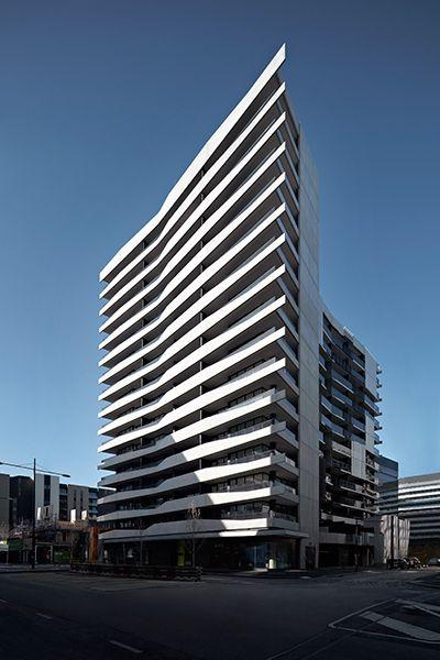 Serrata, Docklands on Architecture Served