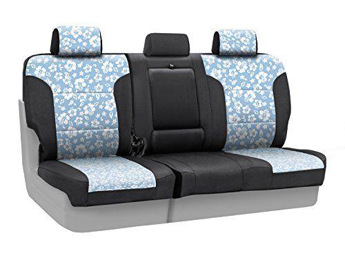 Coverking Custom Fit Center 60 40 Bench Seat Cover For Select Toyota RAV4 Models