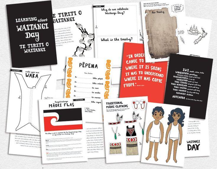 Waitangi Day Resource … TeacherTalk … INSPIRING EARLY CHILDHOOD EDUCATORS