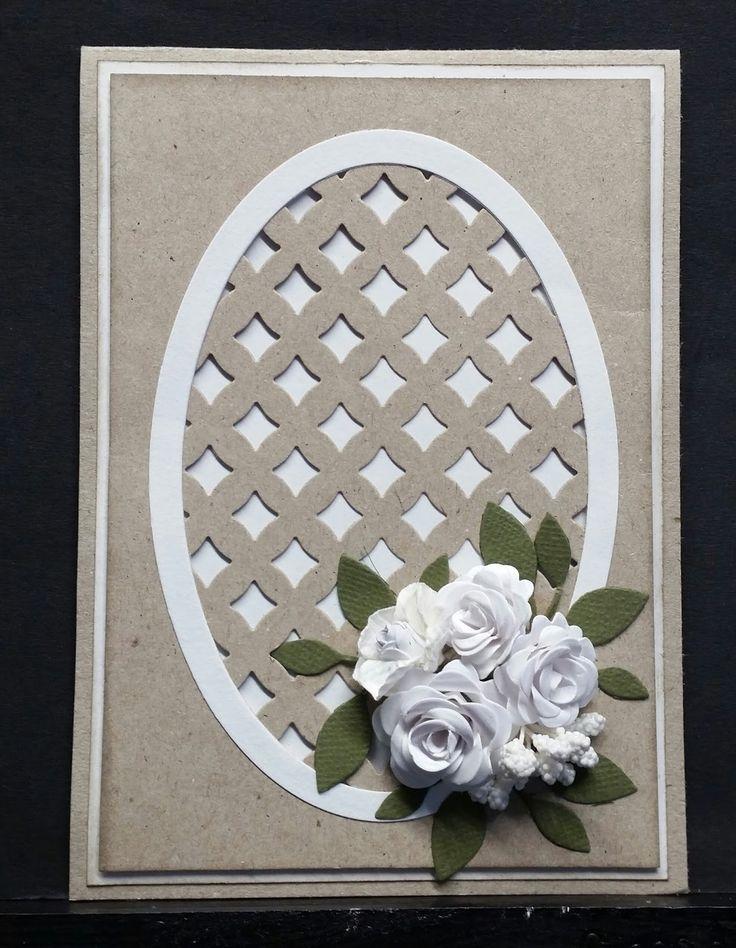 kortblogger: To blomster kort.