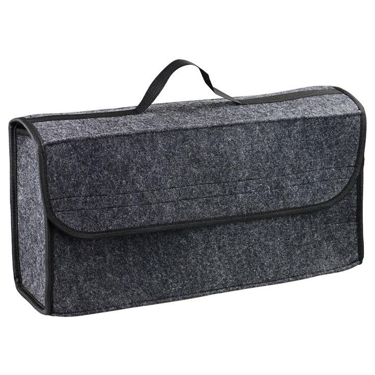 Merasa Tas Kotak Penyimpanan Bagasi mobil Kendaraan Alat Box multi-gunakan Tools Organizer Tas Karpet Lipat Mobil Aksesoris Interior