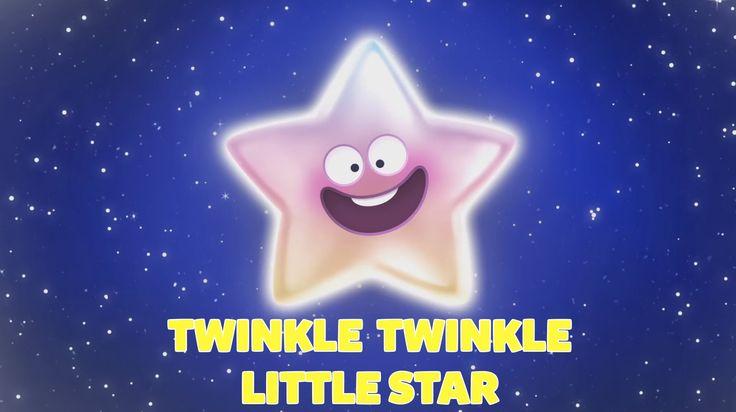 Twinkle Twinkle little star ( Rabbit version) | Nursery rhymes Song for ...