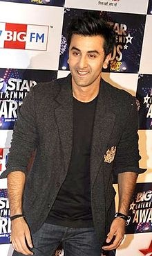 Ranbir Kapoor - Indian actor who appears in Bollywood movies.