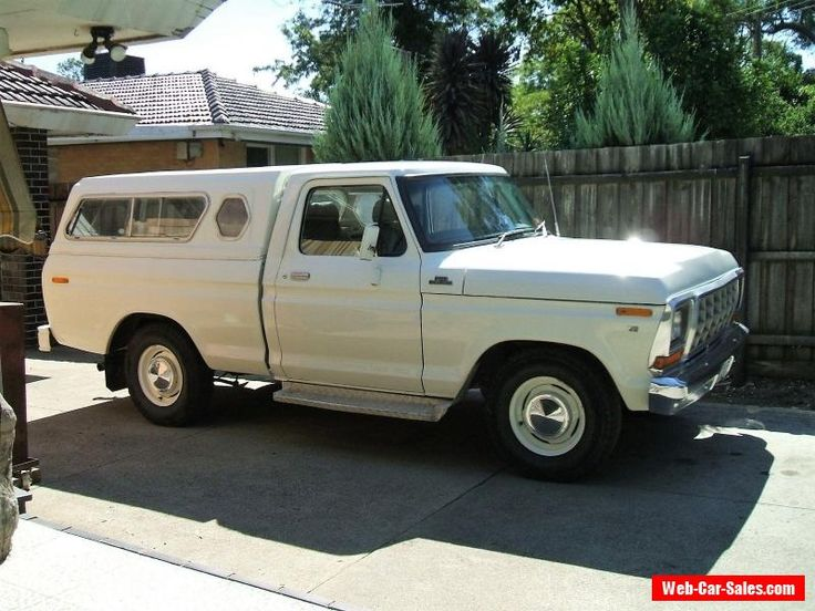 Ford F100 1979 #ford #100series #forsale #australia