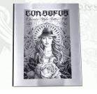 Libros de diseños de tatuajes II: Libro chicano con safos