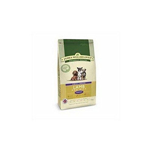 James Wellbeloved Dog Food Lamb and Rice Senior Small Breed (1.5kg) (Pack of 4) >>> Visit the image link more details.