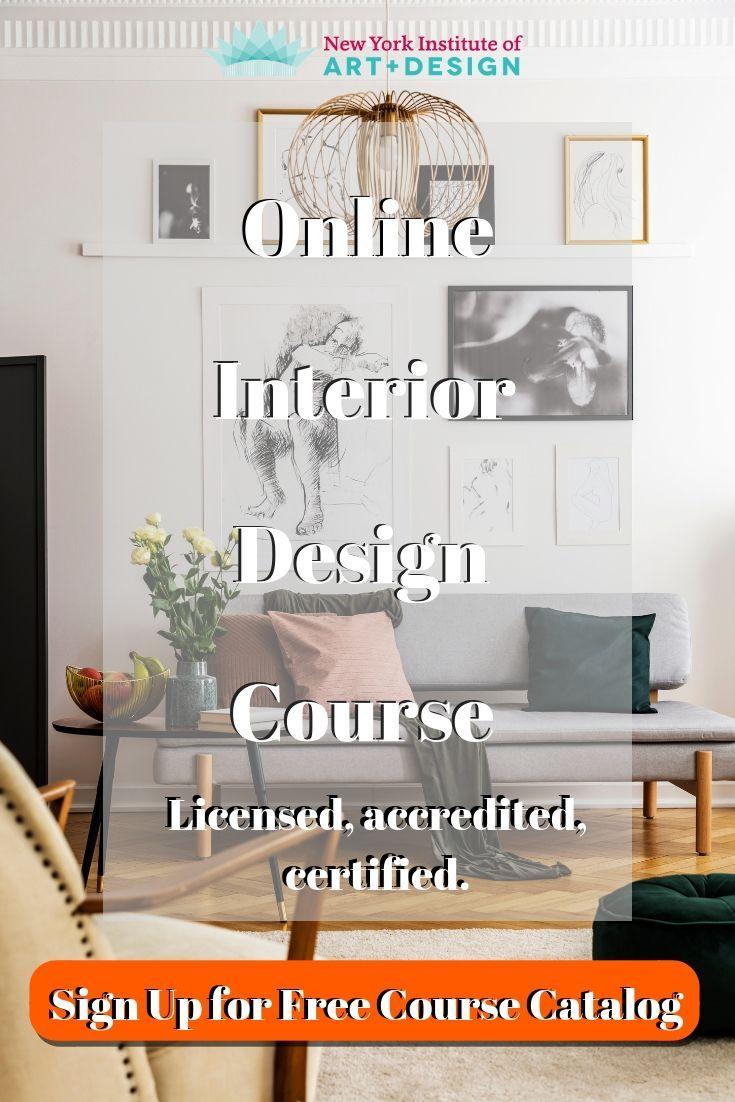 Online Interior Design Courses Accredited Interior Design