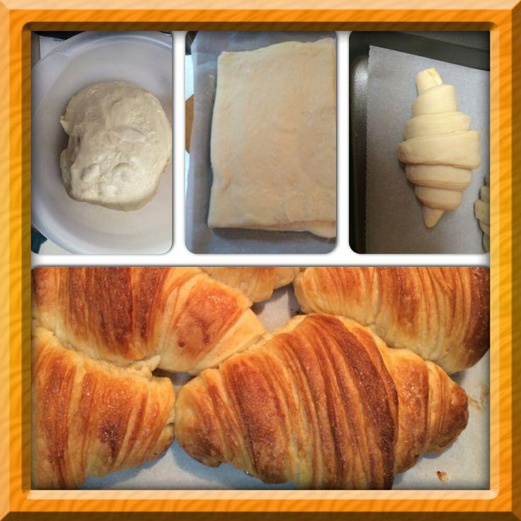 Croissants- Anice e Cannella atto II