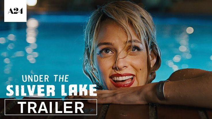 Under the Silver Lake | Official Trailer HD | A24 - YouTube