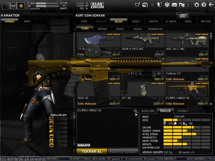 ELWRCİ M6A2 GL