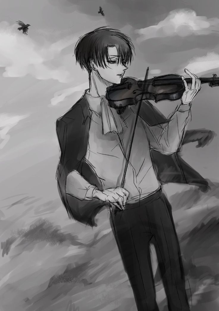 Anime Characters Jobs : Levi have so many hidden talents and side jobs best