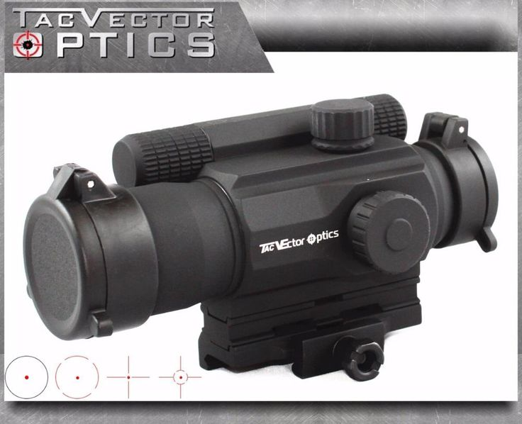 [Visit to Buy] Vector Optics Tempest 1x35 Multi Reticle Tactical Red Dot Scope Mil-spec Matte Finish fit Picatinny Rail Low for Night Vision #Advertisement