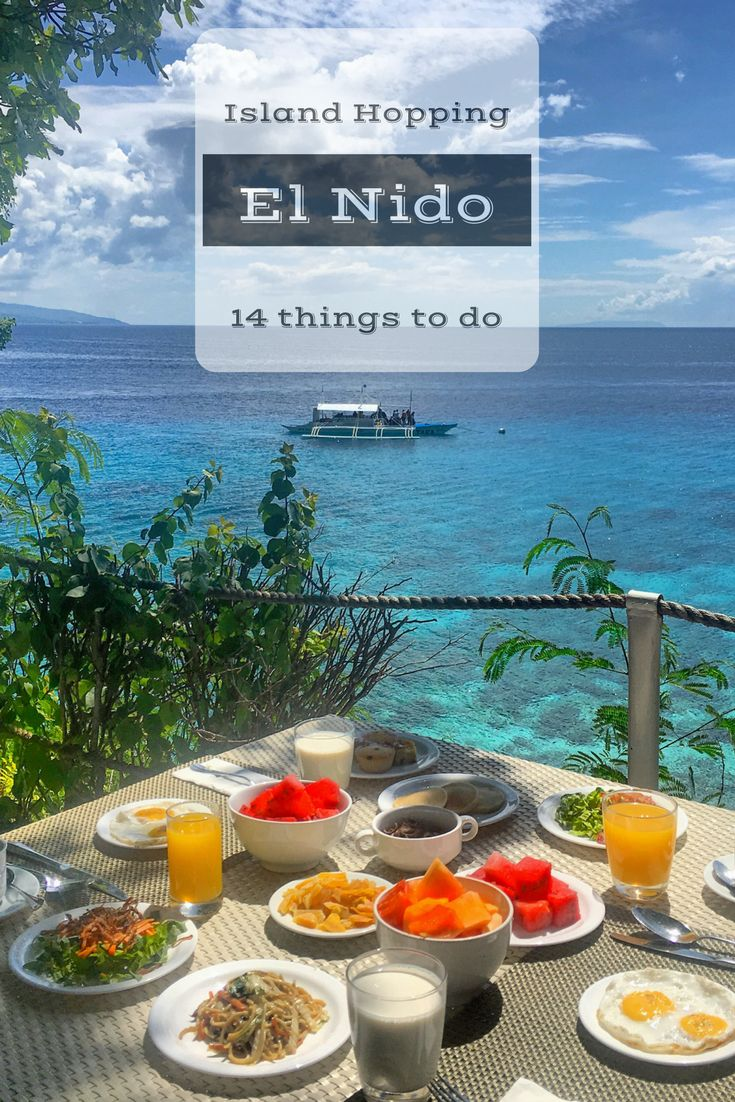 El Nido Island Hopping Let me inspire you with incredible drone footage of island hopping El Nido, Palawan. A beachlife journey through paradise with waving palmtrees that make you want to pack your bags.