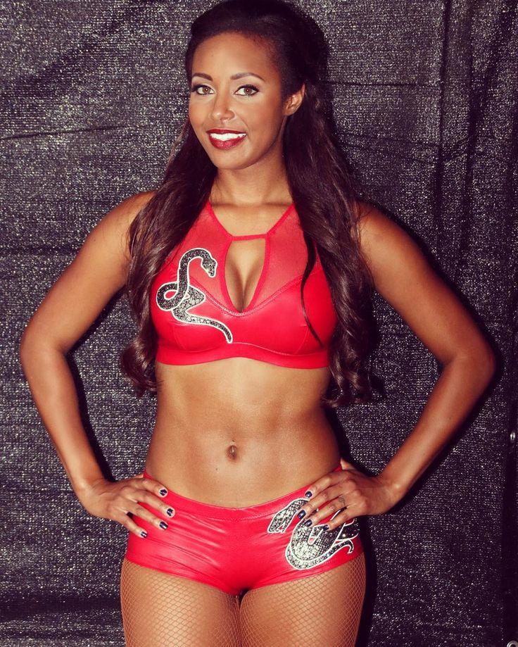 Brandi Rhodes in her ring gear  #BrandiRhodes #WomenOfWrestling