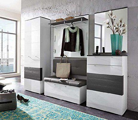 Kleiderschrank weiß hochglanz mit spiegel  Die besten 10+ Schuhschrank weiß hochglanz Ideen auf Pinterest ...