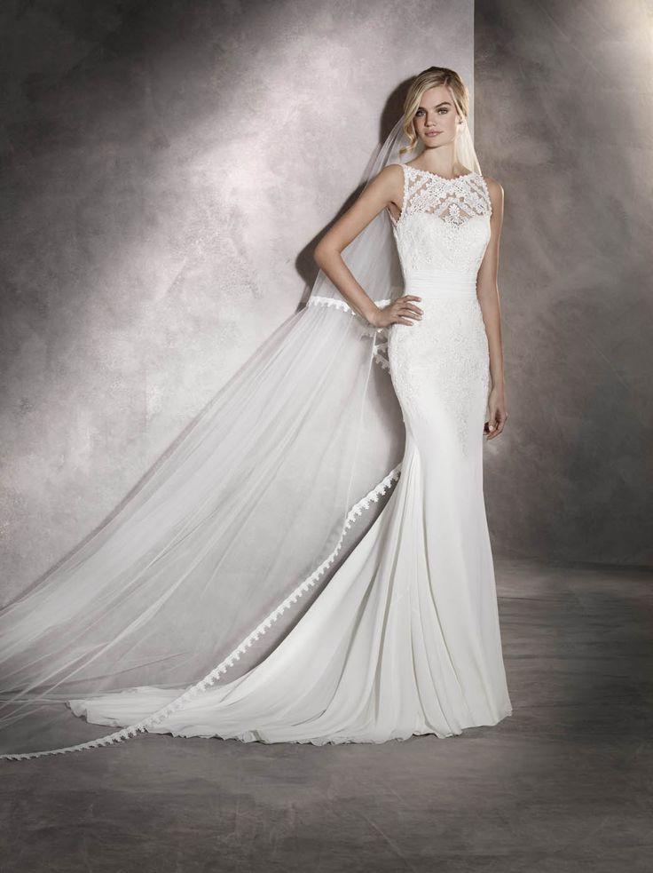 arlet wedding dress by @pronovias