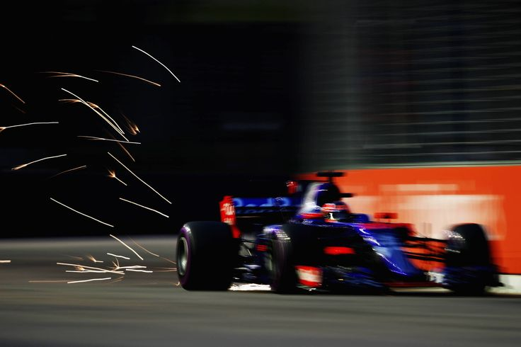 P13 in Singapore Grand Prix quali | 13-е время во втором сегменте квалификации Гран-при Сингапура у Даниила