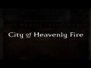 City of Heavenly Fire (The Mortal Instruments) Affiliate