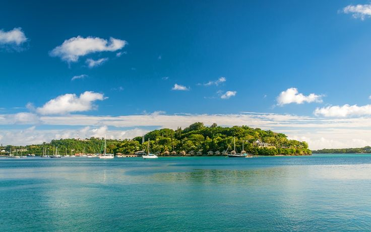 Set around pretty Vila Bay and a series of lagoons, beaches and offshore islands, Port Vila is a surprisingly compact but energetic town. It's a...