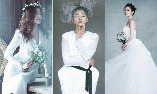 全智賢, 明星, 韓國, ktrend, 婚紗, 新娘造型, 結婚, 婚照, 婚禮攝影, 婚紗攝影