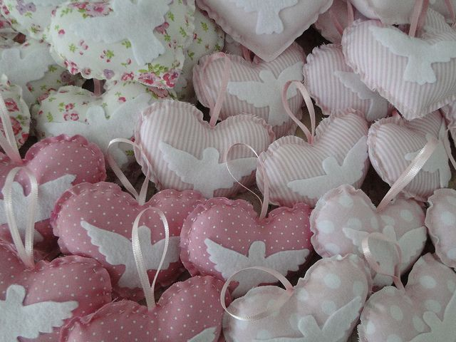 SOUVENIR DE BATISMO - Coração com aplicação | Flickr – Compartilhamento de…