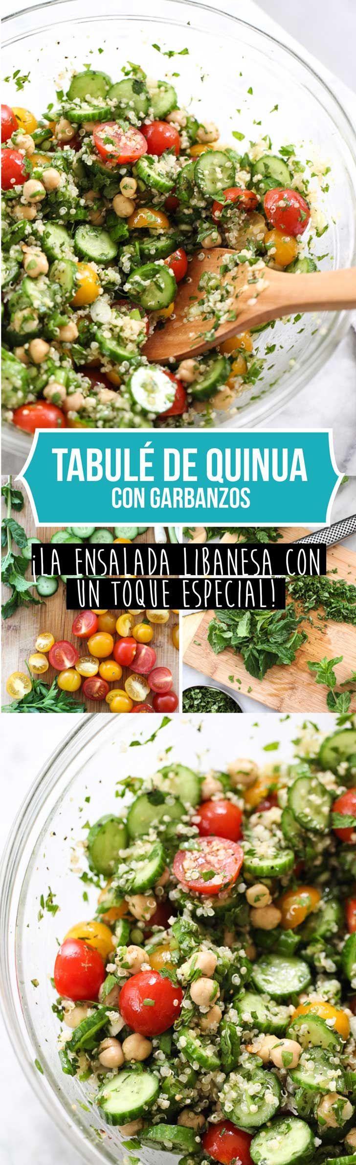 M s de 25 ideas incre bles sobre ensalada gourmet en - Ensaladas gourmet faciles ...