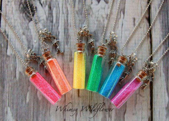 Tinkerbell and Friends Inspired Pixie Dust by WhimsyWildflowers, $10.00