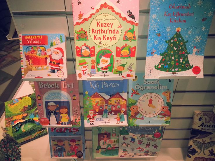 books, christmas
