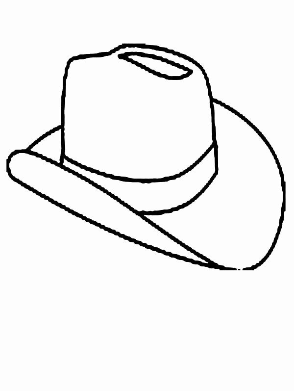 Cowboy Hats Coloring Page Unique Cowboy Hat Made From Animal Skin Coloring Pages Kids Play Color In 2020 Coloring Pages Cowboy Hats Farm Animal Coloring Pages